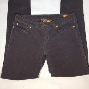 $248 Tory Burch Women Skinny jeans Brown 26